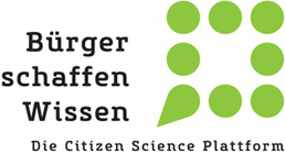 "Competition in the science year 2015 ""citizens create the city of tomorrow"" - Logo"