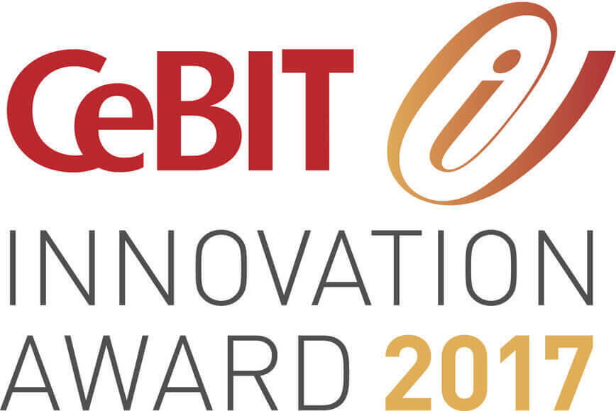 CeBIT Innovation Award 2017 - special award for digital teaching and learning - Logo